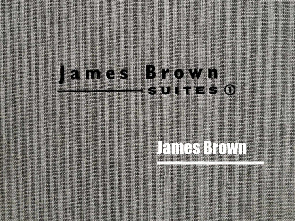 james brown suites